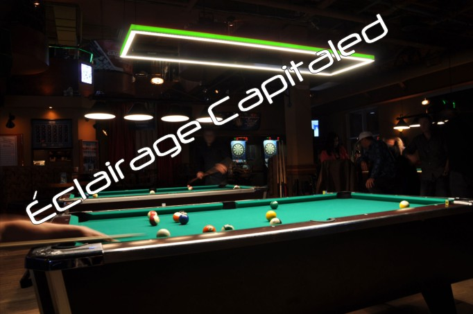 Lumaires De Billard Eclairage Capitaled
